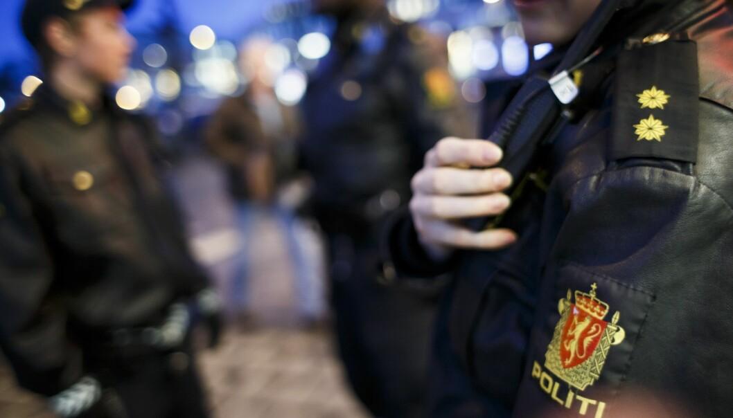 Politiet og påtalemyndigheten registrerte totalt 317.900 lovbrudd i løpet av 2018. Det er på nivå med året før. (Foto: Heiko Junge, NTB scanpix)