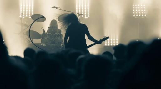 Blir folk aggressive av å høre på death metal?