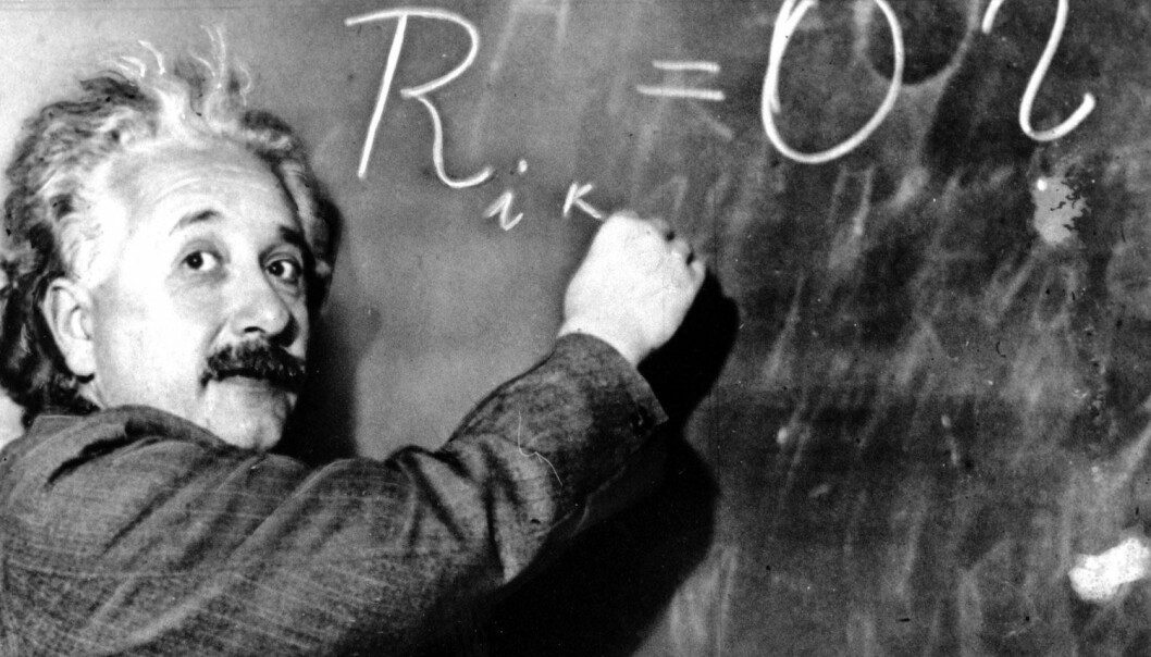 Albert Einstein var i sin tid skeptisk til deler av kvantefysikken. I forrige uke deltok over 100 000 dataspillere i et eksperiment som testet disse teoriene. (Foto: AP/NTB scanpix)
