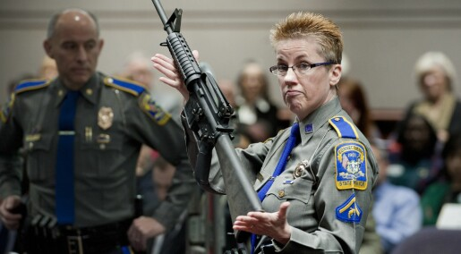 Alarmerende økning i antall barn drept med skytevåpen i USA