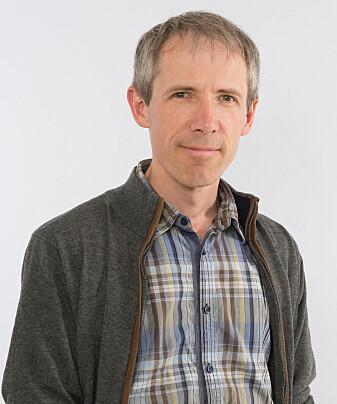 Forskeren Daniel Rasse fra NIBIO er hovedansvarlig for rapporten. (Foto: Erling Fløistad)
