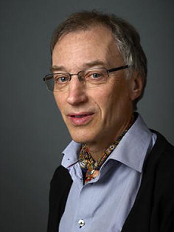 Ola Graff er professor i etnomusikkografi ved Tromsø Museum - Universitetsmuseet (Foto: June Åsheim)