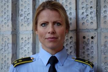 Anne Fredrikke Krafft Randa. (Foto: Politihøgskolen)