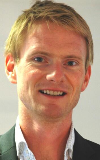 –Tannleger er den helsetjenesten norske forbrukere er mest fornøyd med, sier Fredrik Høst i EPSI Rating. (Foto: EPSI Rating Norge)  (Foto: EPSI Rating Norge)