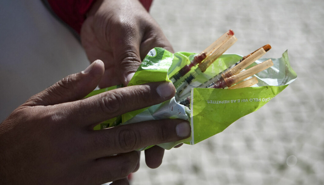 15 år etter at Portugal avkriminaliserte alle narkotiske stoffer, har kriminaliteten falt, og landet har den nest laveste dødsraten på grunn av narkotika innen EU. Blant annet fordi det har blitt lettere å få hjelp til å kontrollere misbruk. (Foto: Armando Franca/AP/NTB Scanpix)