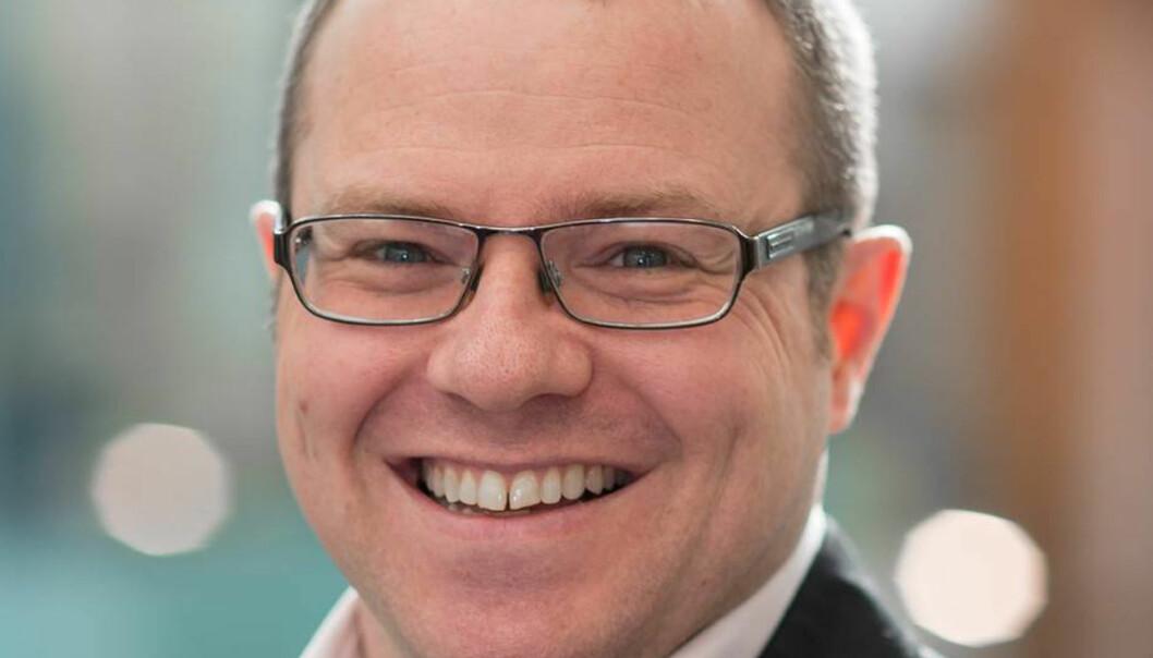 Professor Benjamin Sovacool er ein av dei mest siterte forskarane innanfor energi- og klimpolitikk. (Foto: Universitetet i Sussex)