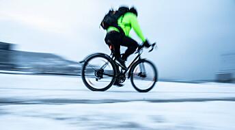 Kan snøen på sykkelveien fjernes uten miljøskadelig veisalt?