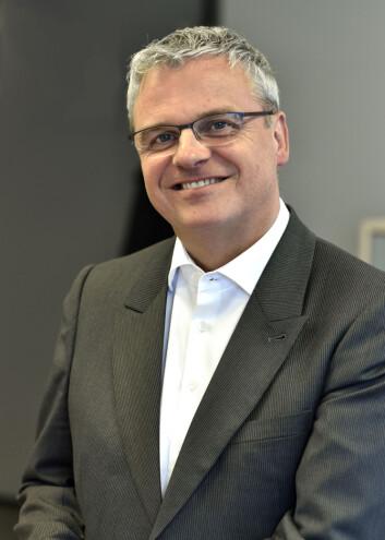 SIU-direktør Harald Nybølet. (Foto: Senter for Internasjonalisering av utdanning)