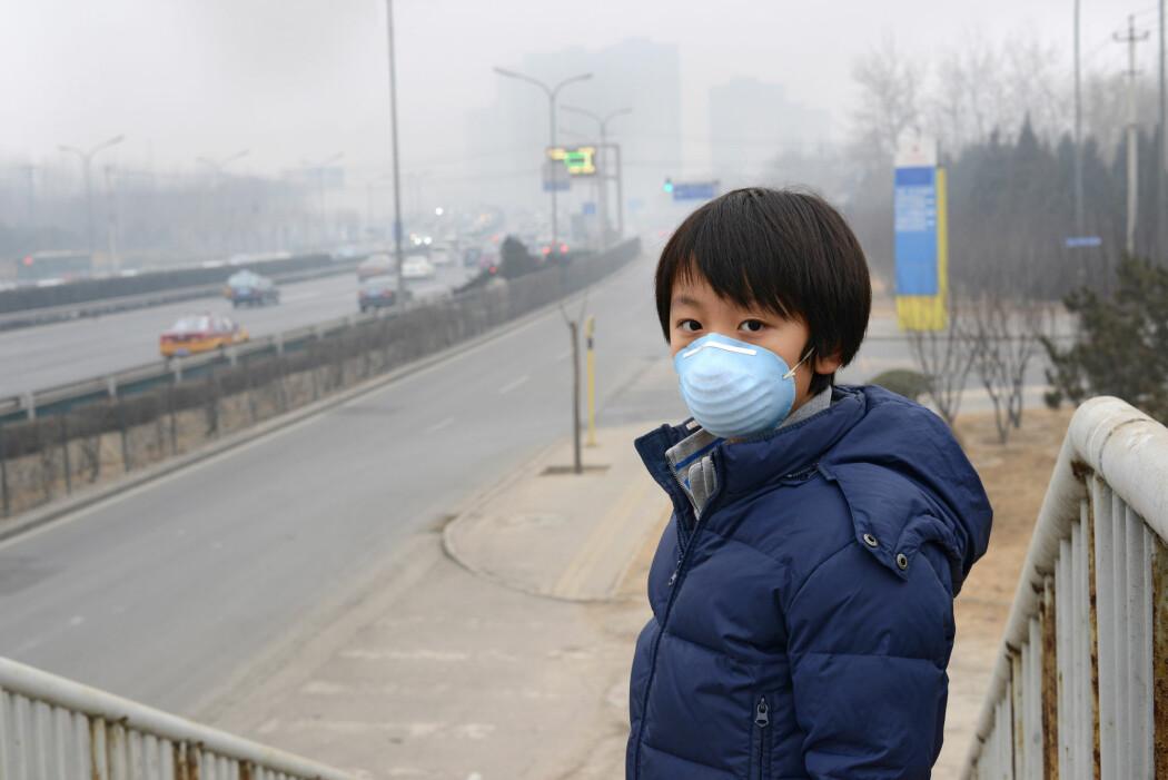 Fossile drivstoff er skyld i omkring 65 prosent av de dødsfallene som skyldes menneskeskapt luftforurensning og som kunne være unngått, viser studien. (Foto: Hung Chung Chih / Shutterstock / NTB scanpix)