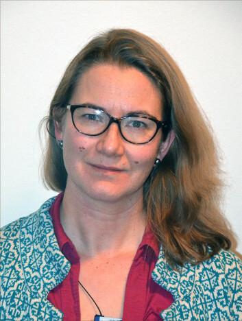 Ann Mari Svensson. (Foto: NTNU)