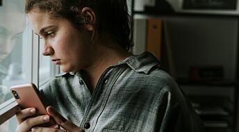 Mobbing på nett gir symptomer på posttraumatisk stress