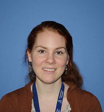 Ida Risanger Sjursø finner at digital mobbing fremmer mer angst enn tradisjonell mobbing (Foto: UiS)