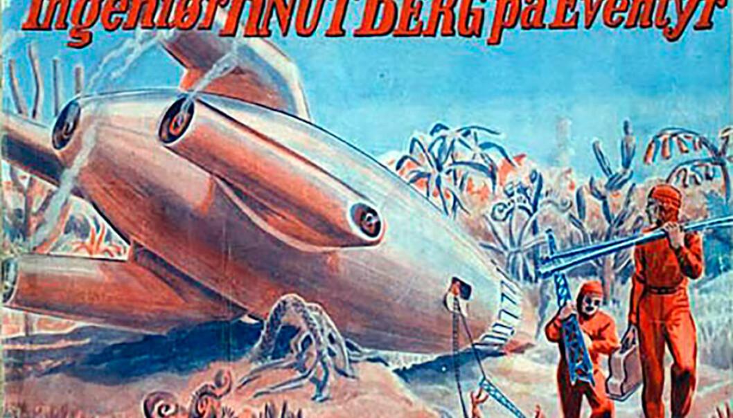 Ingeniør Knut Berg var en norsk tegneseriefigur, på trykk i Nynorsk Vekeblad fra 1941, tegnet av Jostein Øvrelid og fortalt av Hallvard Sandnes. Knut Berg var en av flere ingeniørhelter i tegneserier og science-fictionlitteratur på 1940- og 50-tallet. I denne perioden ble samfunnet bygget med teknologi, teknologi som formet vår velstandsverden. Nå har andre helter overtatt – popstjerner, sportsstjerner og bloggere. Vi er ikke ferdige med å bygge samfunnet. Vi må bygge det om for et grønt skifte. Hvor er ingeniør Knut Berg, realfagshelten og teknologihelten nå når vi trenger ham? Har han havarert på feil klode? (Gjengitt med tillatelse fra Fonna Forlag)