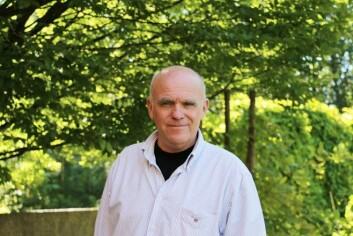Stein Kaartvedt er professor ved Institutt for biovitenskap. (Foto: Elina Melteig / UiO)