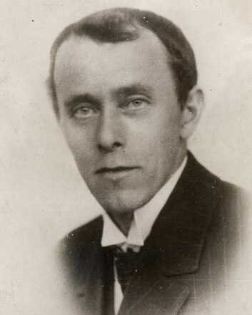 Bernt Arne Lynge (1884–1942). (Foto: Oslo Museum, oslobilder.no, Creative Commons BY-SA 3.0 NO)