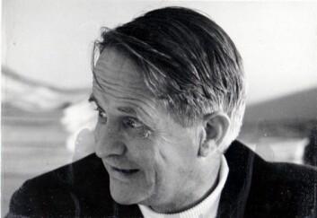 Eilif Dahl (1916–1993). (Foto: www.sollia.net)