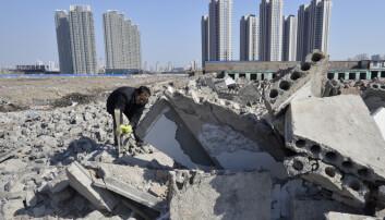 Kan vi bruke betong med god klimasamvittighet?