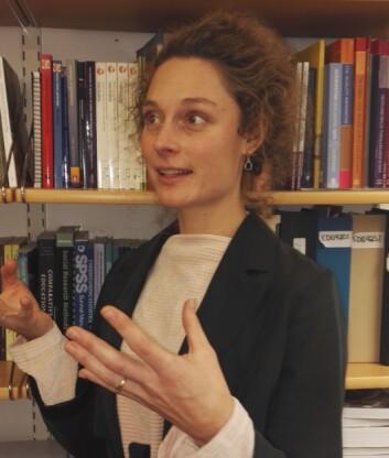 Helene Fulland. (Foto: Universitetet i Oslo)