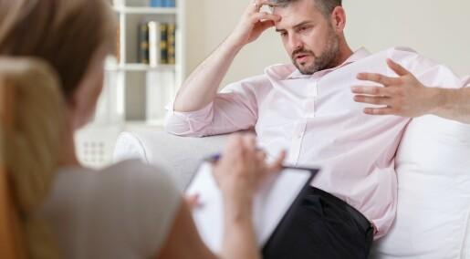 Terapi virker bedre enn piller mot sosial angst