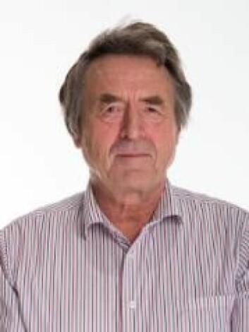 Gulbrand Alhaug er professor emeritus i nordisk språkvitenskap ved Universitetet i Tromsø. (Foto: Tore Jenssen, UiT)