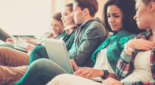 Hva bestemmer om studenter tar utveksling i utlandet?