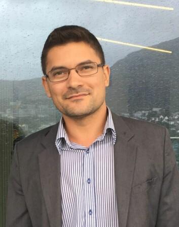 Tammer Castro ved Norges arktiske universitet ble overrasket over diskrimingeringen flere brasilianere blir møtt med i Portugal. (Foto: Privat)