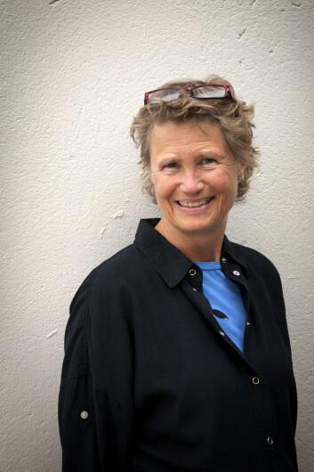 Birgitta Ericsson Foto: Fotograf Katrine