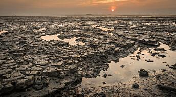 Leire og salt i vannet kan gjøre det lettere å pumpe opp olje