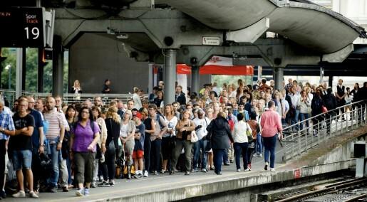 Kronikk: Det haster med å bygge framtidas Oslo