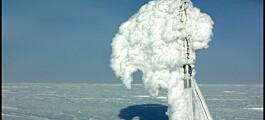 Forskere vil forutsi hvordan isbreene smelter