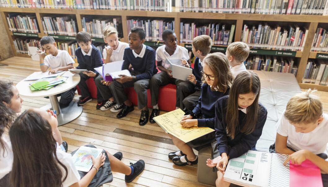Det finnes flere hypoteser om hvorfor jentenes leseferdigheter synes å være bedre enn guttenes i skolealder. For eksempel teorier om forskjell i IQ, spesifikke læringsmetoder og at det stilles andre krav og forventninger til jenter enn til gutter. Men mange av disse har blitt avvist. (Foto: Shutterstock / NTB scanpix)
