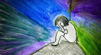 Barn av foreldre med alvorlig psykisk sykdom har tegn på psykiske problemer allerede som sjuåringer