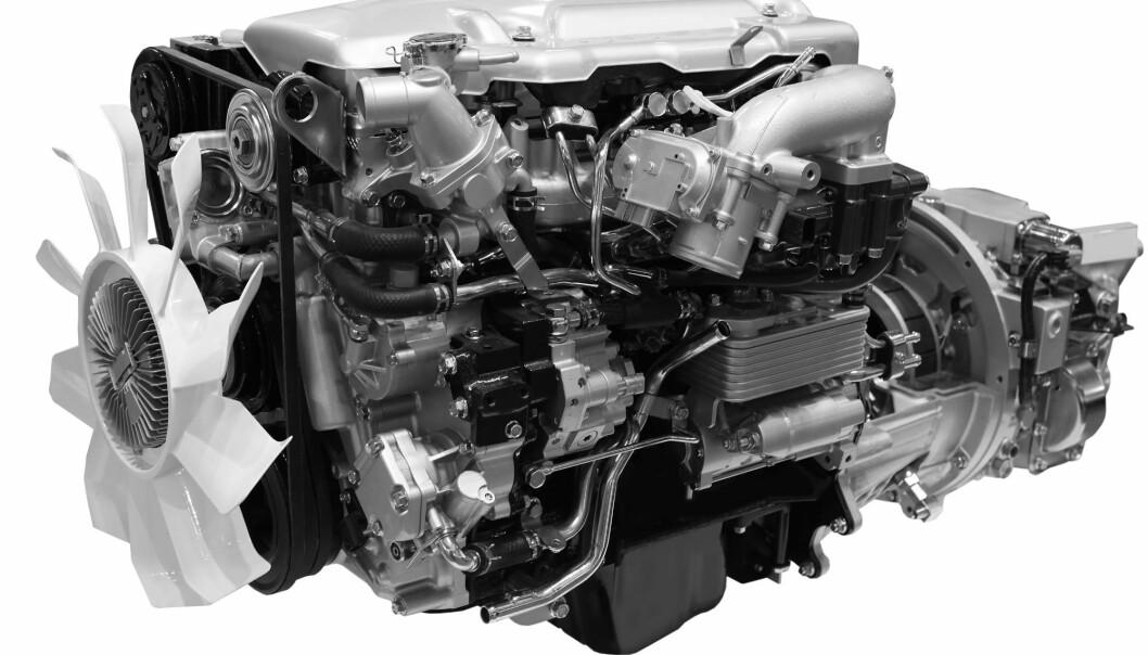 Forskere har brukt en turbokompressor som til vanlig sitter i motoren til nesten alle dieselbiler. (Foto: Colourbox)
