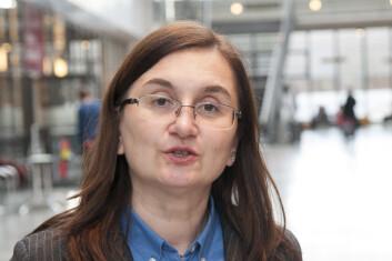 Doktorgradskandidat Daniela Lillekroken mener slow nursing bør innføres som arbeidsprinsipp i helse- og omsorgssektoren. (Foto: Atle Christiansen/ Universitetet i Agder)