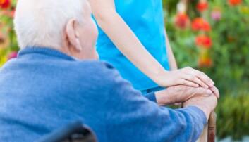 Slow nursing dreier seg ikke om langsom sykepleie, men er en arbeidsmåte der det brukes tid på pasienten. (Foto: Colourbox)