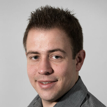 Postdoktor Arnt Ove Hopland ved Institutt for foretaksøkonomi ved Norges handelshøgskole. (Foto: NHH)
