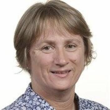 Mari Synnøve Berge. (Foto: Høgskolen i Bergen)