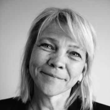 Kari Eidnes Bjørkheim. (Foto: Pia Wall)