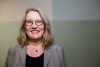 Professor Anne-Britt Gran. (Foto: Torbjørn Brovold)