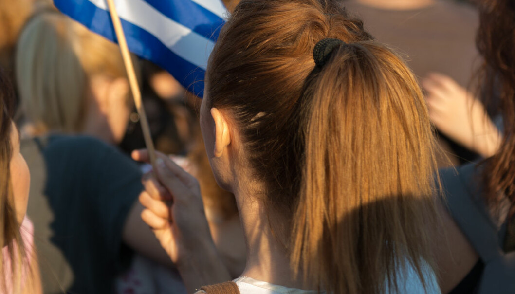 Greske kvinner mest deprimert i Europa
