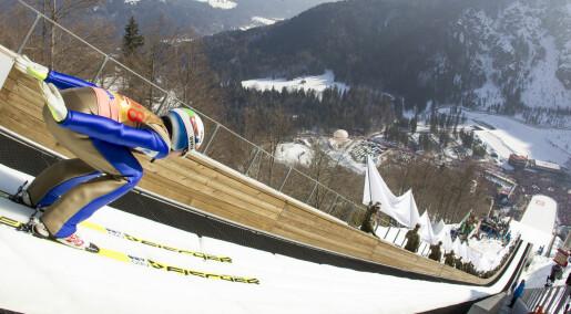 Forskeren forteller: Kan vi få bedre poengjustering for avsats og vindforhold i skihopping?