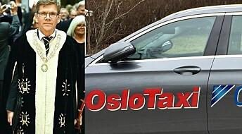 Disse har kjørt mest taxi på UiOs regning