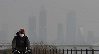Studie: Barn sør i Asia hardest rammet av luftforurensing