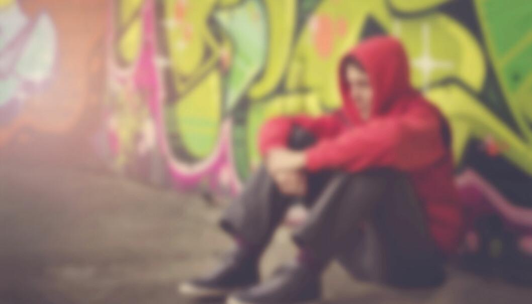 Jo flere typer vold en person blir utsatt for, jo sterkere blir skamfølelsen.  (Foto: Shutterstock / NTB scanpix)