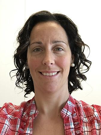 – Det største problemet er at forskerne, som mange andre, ser verden i svart-hvitt, mener Sandra Hamel i Tromsø. Hun er en av forskerne bak oppropet mot statistisk signifikans. (Foto: privat)