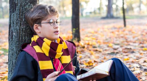 Barn kan lære meir om verda vi lever i med fantastisk litteratur