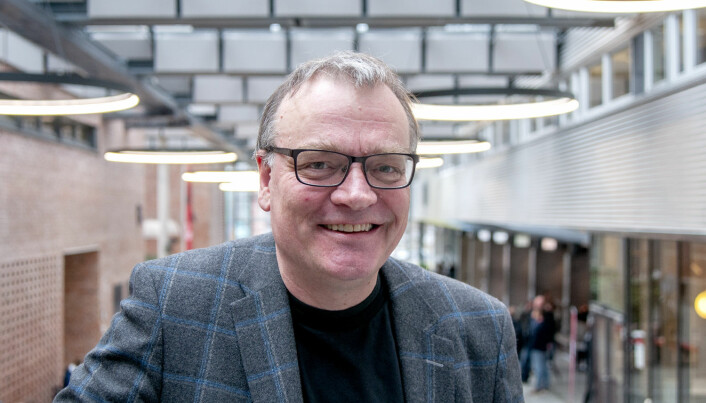 Svein Slettan er førsteamanuensis ved Universitetet i Agder (foto: Atle Christiansen).
