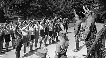 Da norske ungdommer ble nazister