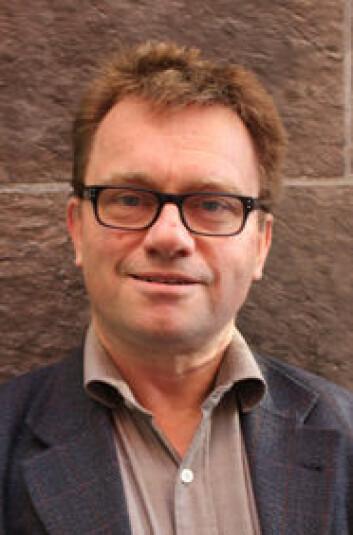 Morten Holmboe, forsker ved Politikhøgskolen, mdener dte blir for mange skjønnsmessige vurderinger når ungdomskoordinatorene får et stort ansvar for straffeforfølgelse av unge. (Foto: Politihøgskolen)