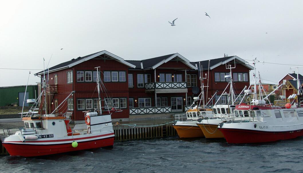 Under lofotfisket ligger fiskebåtene tett. Men over hele landet blir det stadig færre fiskere, og fiskeværene avfolkes. (Foto: Redningsselskapet/Flickr/CC BY-SA 2.0)